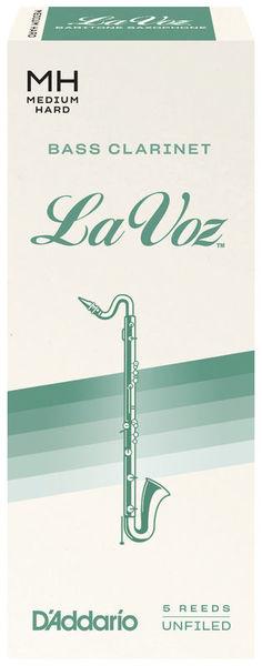 La Voz Bass Clarinet MH DAddario Woodwinds