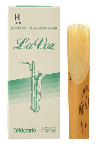 DAddario Woodwinds La Voz Baritone Sax H