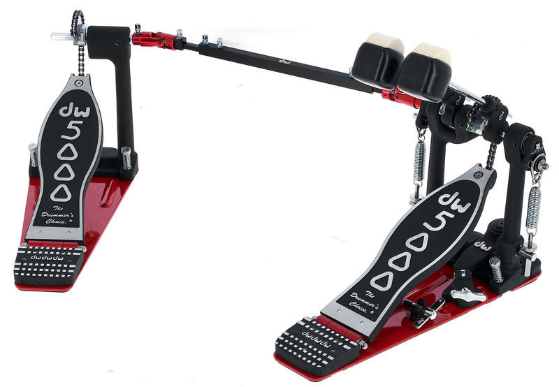 DW 5002AH4 Double Bass Drum Pedal