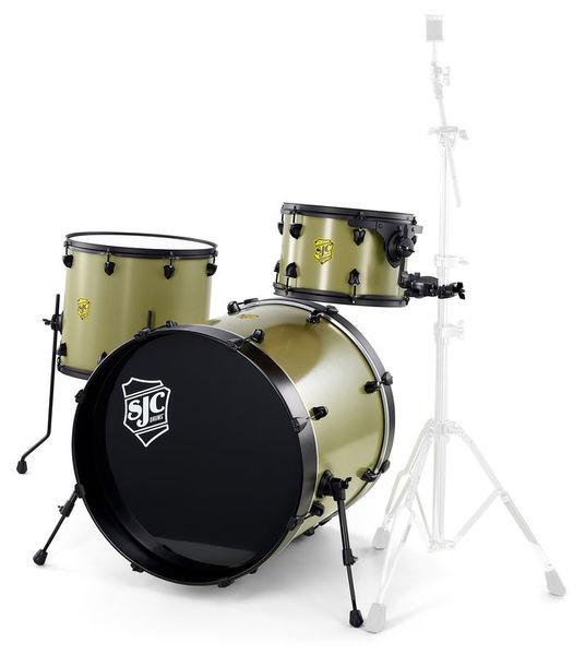 """drum kit bass drum PDP 2019 Drums sticker drumhead PDP 5/"""" Black"""