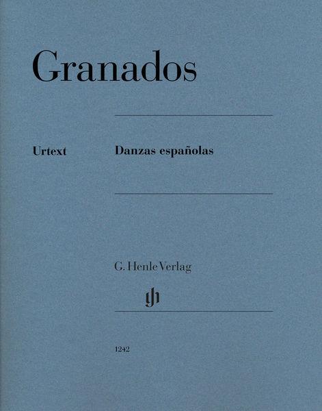 Henle Verlag Granados Danzas Espanolas