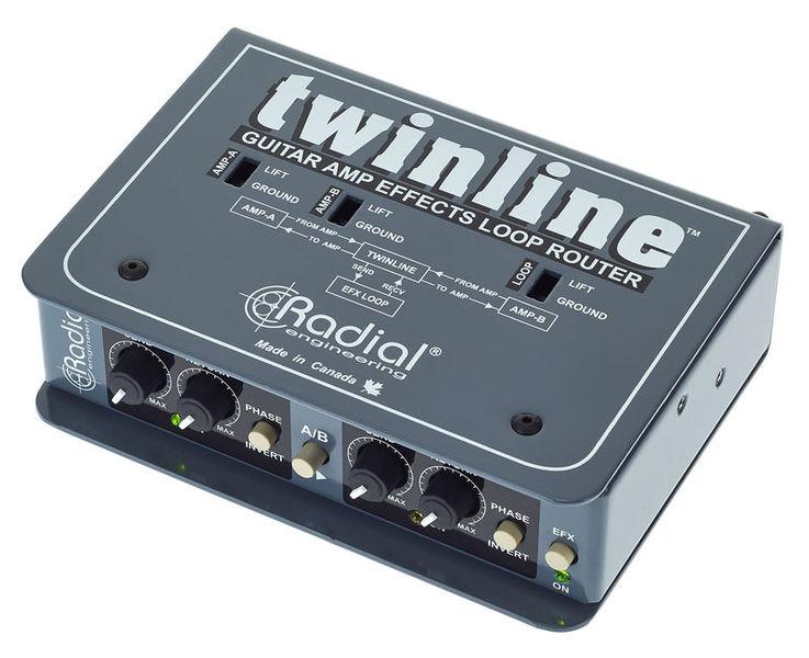 Radial Engineering Tonebone TwinLine Effects loop