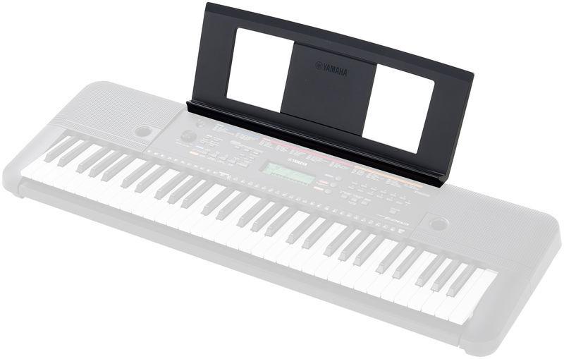 Yamaha PSR-E263/ E-463 Music Rest