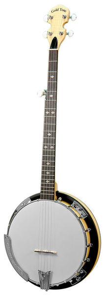 CC-100R 5 String Banjo Gold Tone