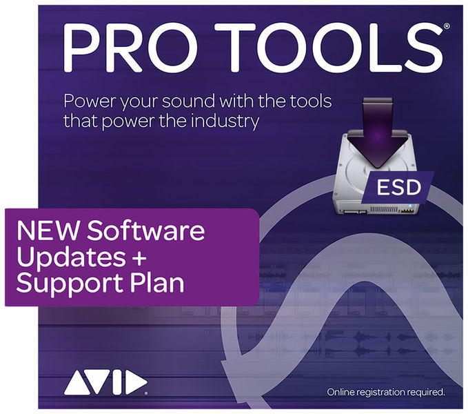 Avid Pro Tools Update Plan New