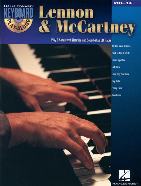Hal Leonard Keyboard Play-Along Lennon
