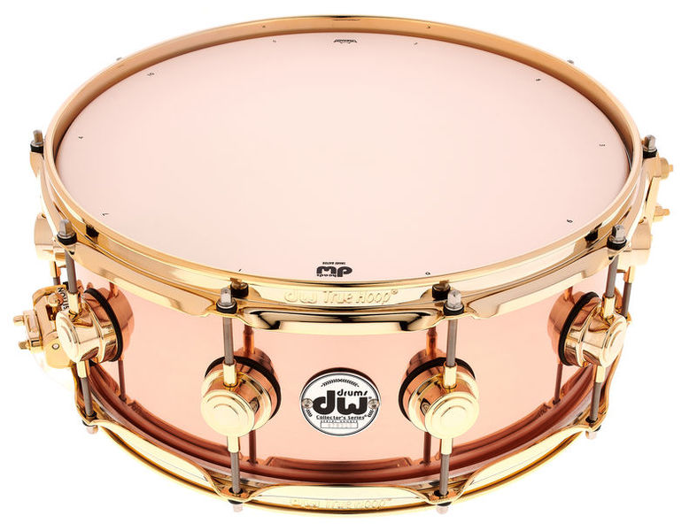 "DW 14""x5,5"" Copper Snare"