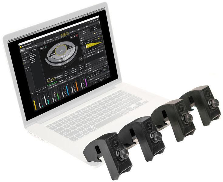 Sensory Percussion 4 Pack Sensor + Software