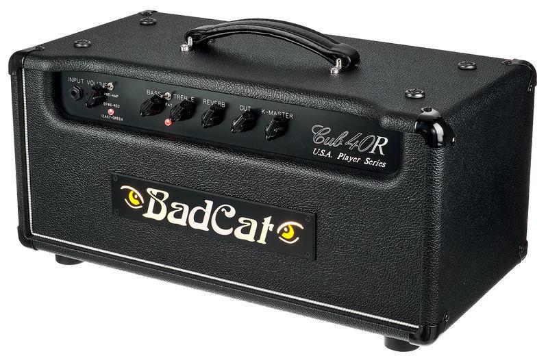 Bad Cat Cub 40R Player Series Head