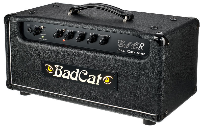 Bad Cat Cub 15R Player Series Head