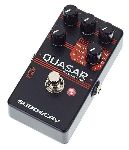 Subdecay Quasar V4