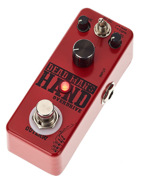 Outlaw Effects Dead Man's Hand Overdrive