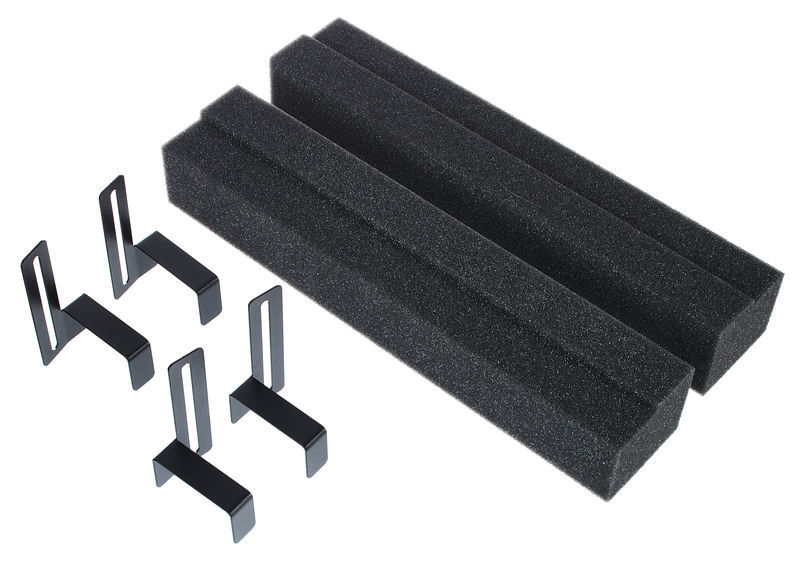 SPO Drum Parts Damp Clamp + Foam