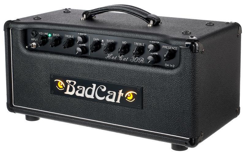 Bad Cat Hot Cat 30R USA PS Head
