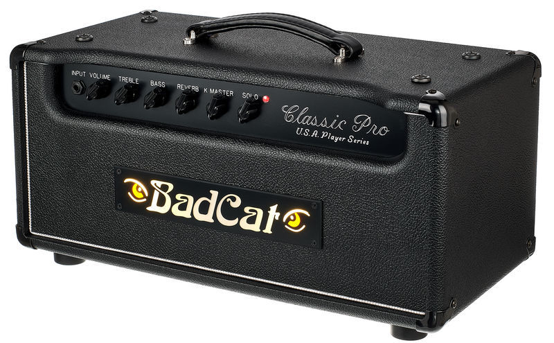 Bad Cat Classic Pro 20R USA PS Head