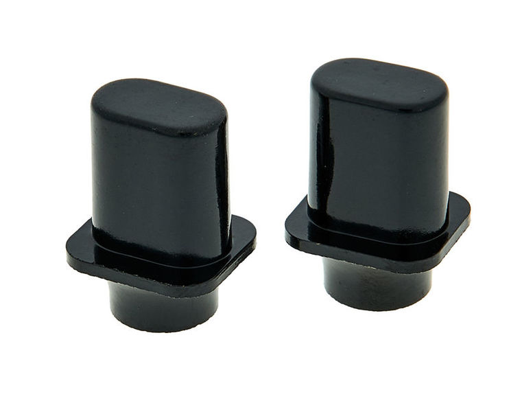 Allparts T-Style Switch Knobs BK