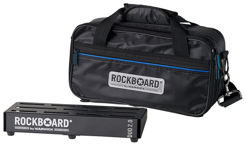 Rockboard DUO 2.0 with Gigbag
