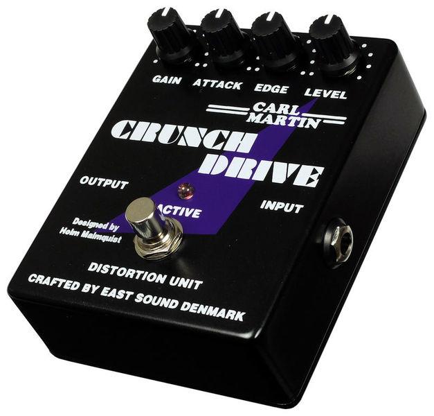 Carl Martin Crunch Drive