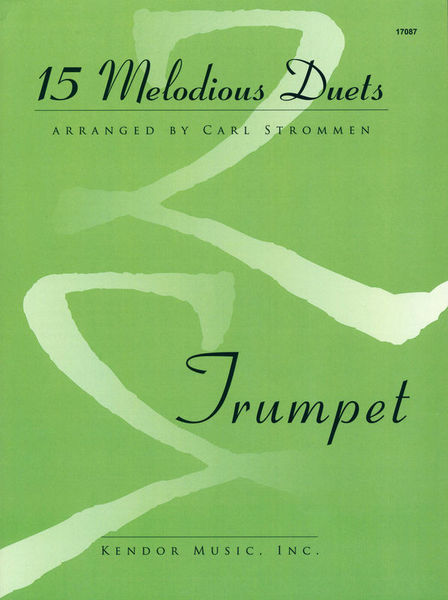 Kendor Music 15 Melodious Duets