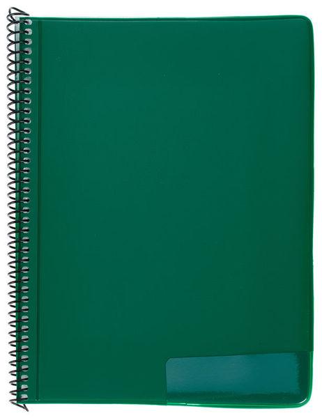 Star Marching Folder 145/15 Green