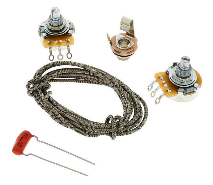 Allparts SC/DC Jr.-Style Wiring Kit