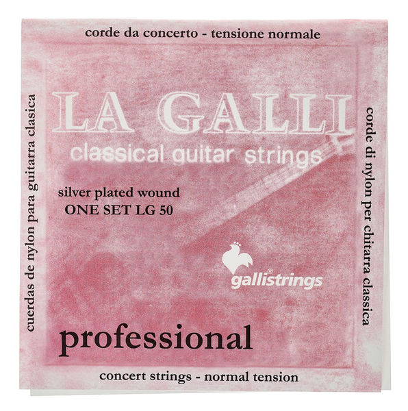 Galli Strings LG50 La Galli Classical Guitar