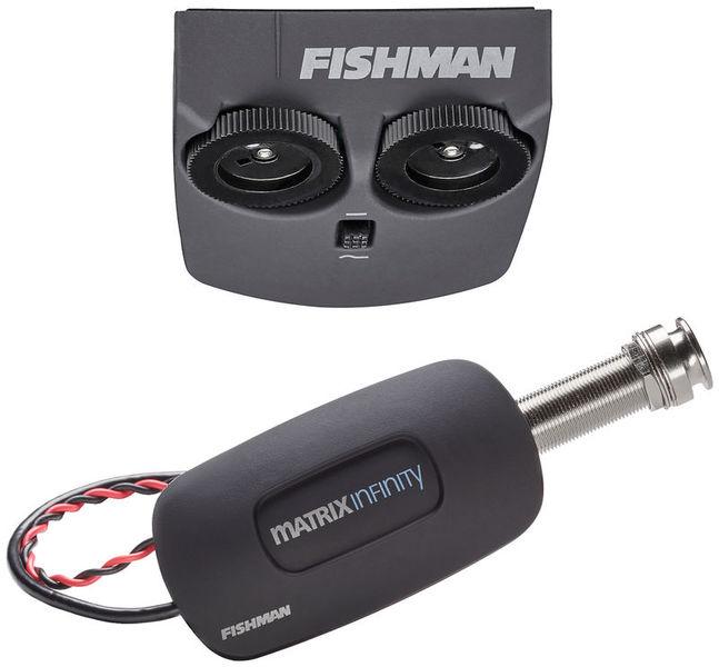 Fishman Matrix Infinity VT Ukulele