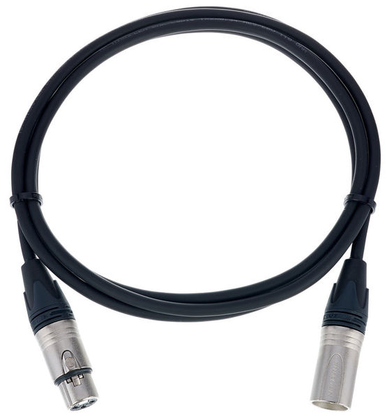 Stairville PDC3Pro DMX Cable 2m 3pin