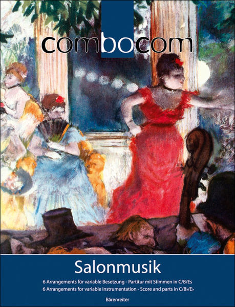 Bärenreiter combocom Salonmusik