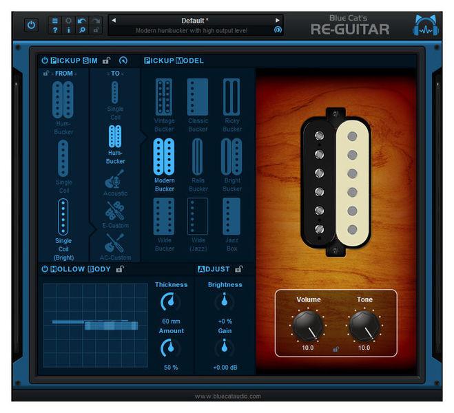 Blue Cat Audio Blue Cat's Re-Guitar