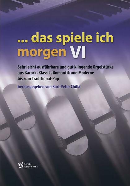 Strube Verlag Das Spiele Ich Morgen Vol.6