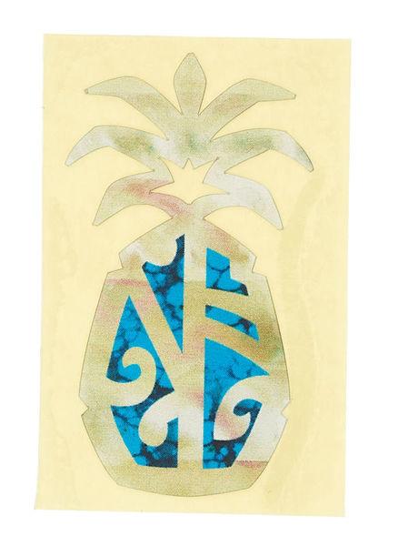 Jockomo Pineapple Inlay Sticker