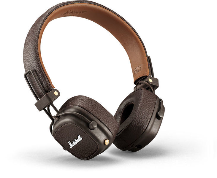 Major III Bluetooth Brown Marshall