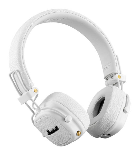 Major III Bluetooth White Marshall