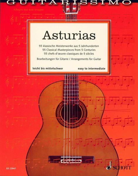 Schott Guitarissimo Asturias