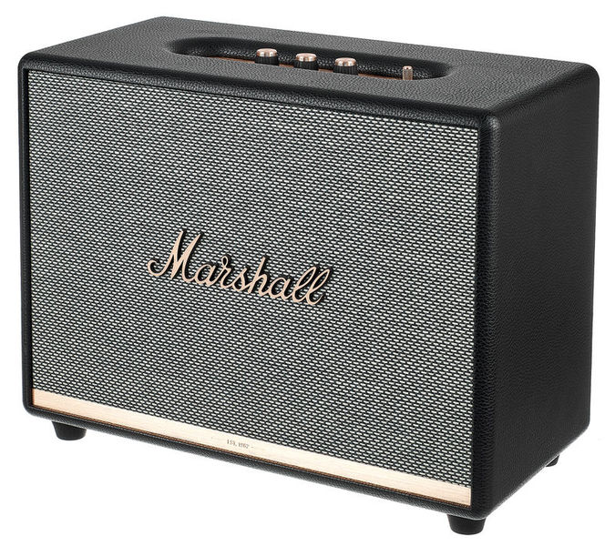 Marshall Woburn BT II Black
