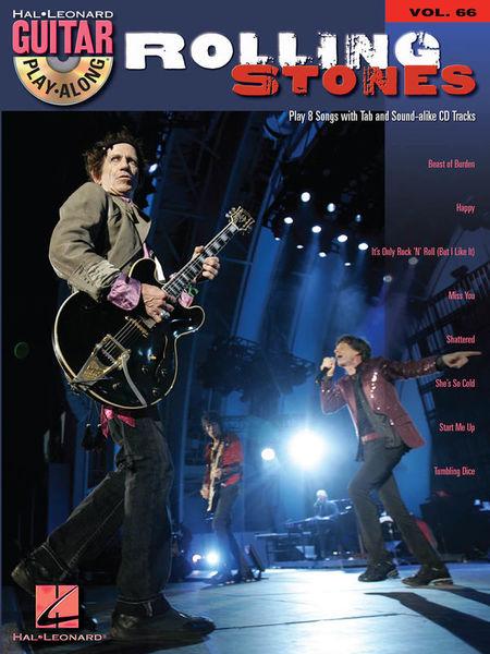 Hal Leonard Guitar Play-Al. Rolling Stones