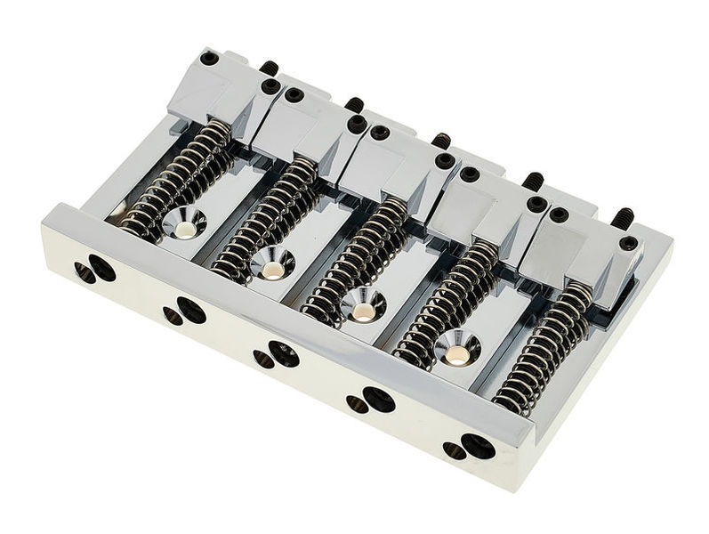 Harley Benton Parts Smart Bass Bridge 5C