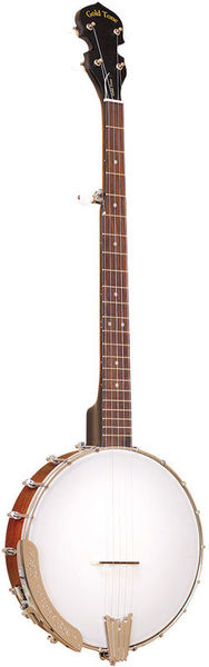Gold Tone CC-50 Vintage Braun Satin