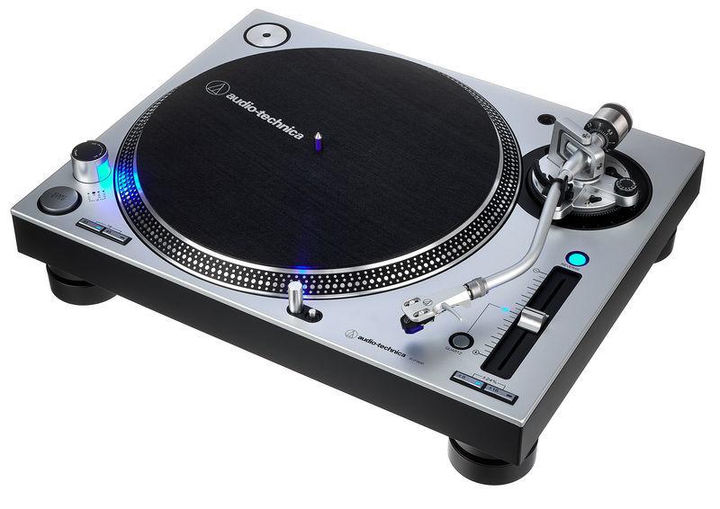 Audio-Technica AT-LP140XP Silver – Thomann España