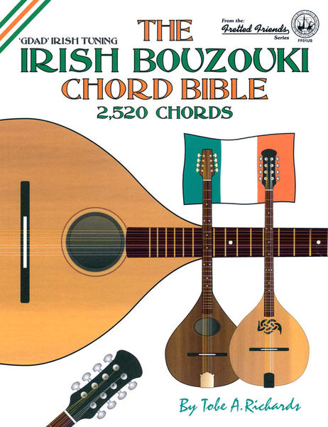 Irish Bouzouki Chord Bible Cabot Books Publishing