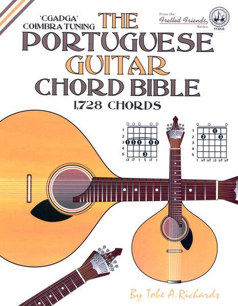 Cabot Books Publishing Portuguese Coimbra Chord Bible