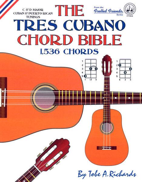 Cabot Books Publishing Tres Cubano Chord Bible