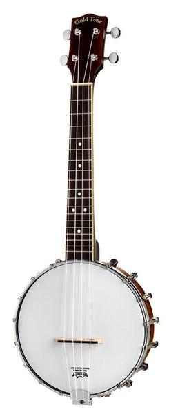Gold Tone BUC Concert Banjo w  Case
