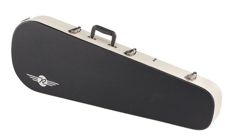 Reverend Stand.Teardrop Two Tone Case
