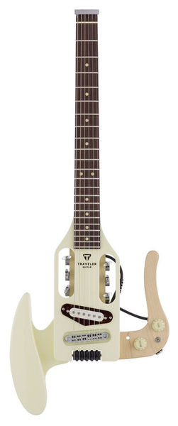 Traveler Guitars Pro Series Mod X Vintage White