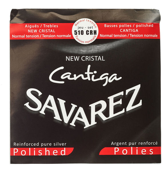 510CRH New Cristal Cantiga Set Savarez