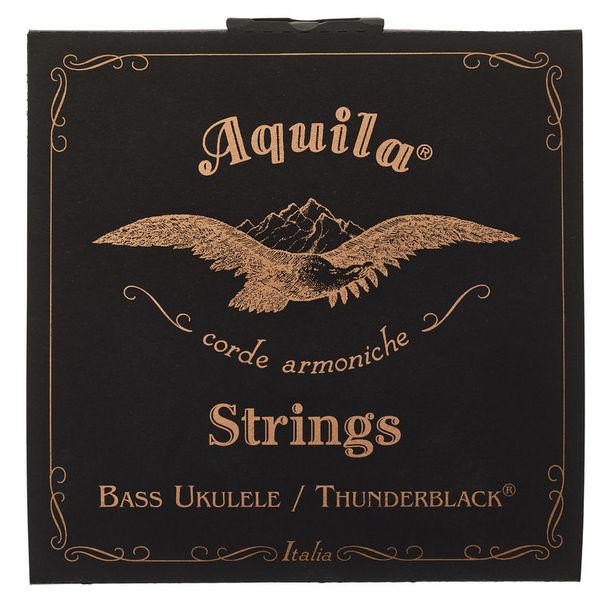 Aquila 140U Thunderblack Bass Ukulele