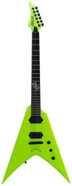 Solar Guitars V2.6 LNM G2