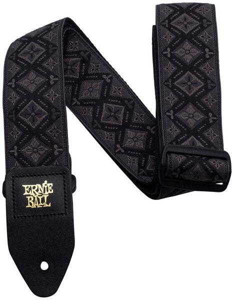 Ernie Ball E-Guitar Strap Regal Black
